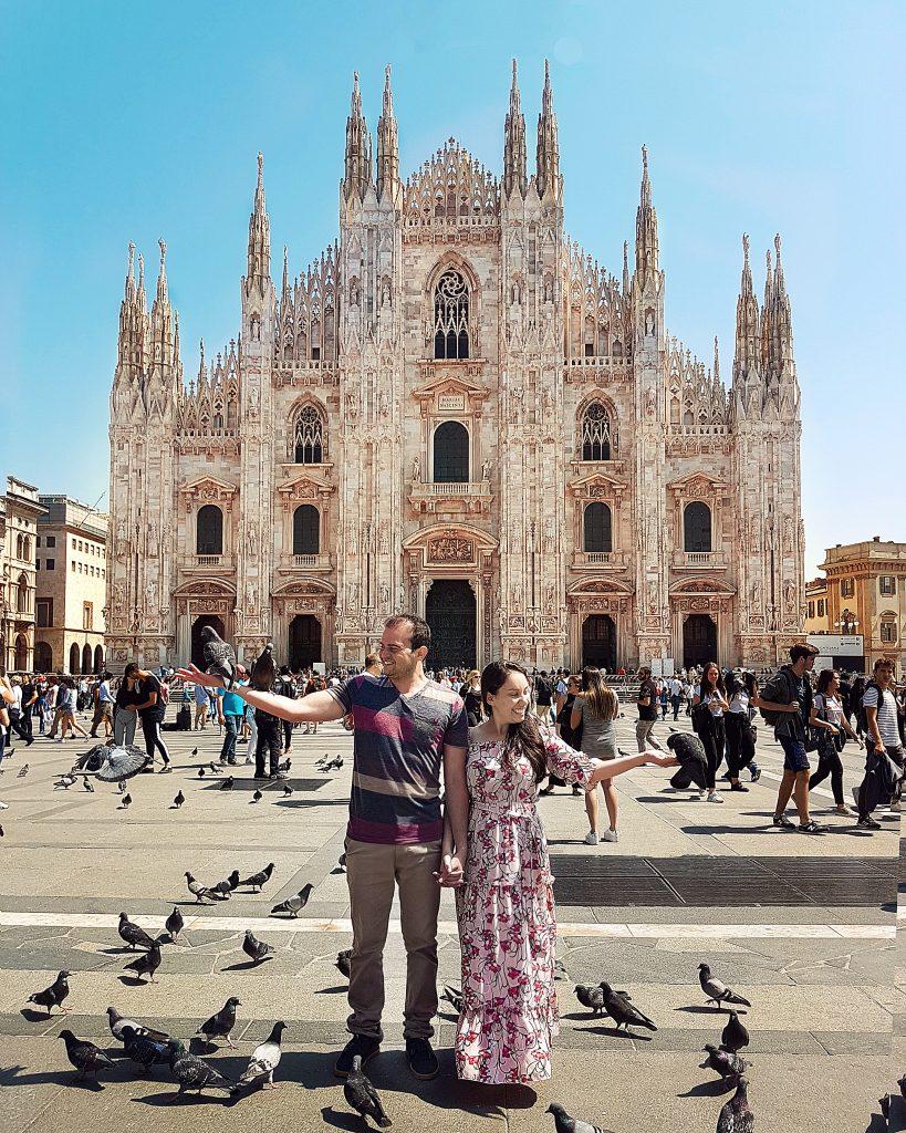 honeymoon in Europe